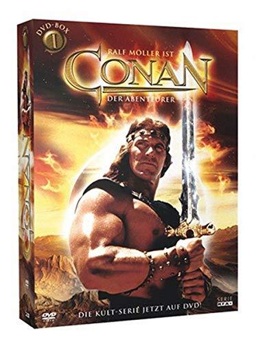 CONAN - Der Abenteurer - Staffel 1 [4 DVDs]