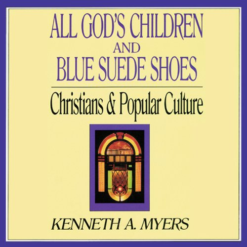 All God's Children and Blue Suede Shoes audiobook cover art