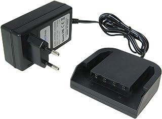 Trade-Shop Universal batteriladdare (18 V litiumjon) laddstation snabbladdare för RIDGID 18 V batteri AC840084 130383001 1...