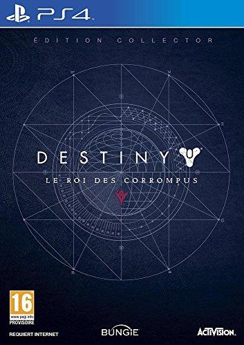 Destiny : le roi des corrompus - édition collector