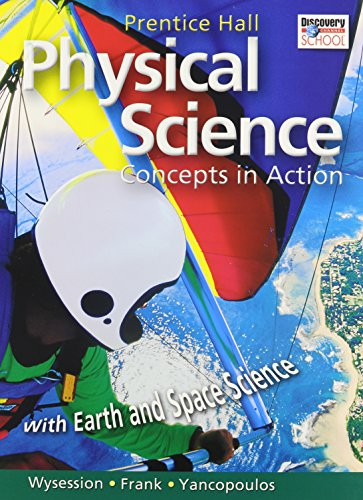Best physical science high school textbook
