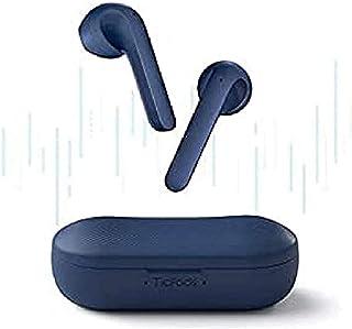TicPods 2 Pro Bluetooth Kopfhörer, TWS Kabellose Ohrhörer, Bluetooth 5.0, In Ear Erkennung, hervorragende Klangqualität, Touch  / Sprach  / Gestensteuerung, Sprachassistent, IPX4 wasserdicht