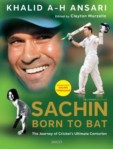 Sachin: Born to Bat (English Edition)