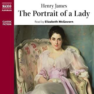The Portrait of a Lady audiobook cover art
