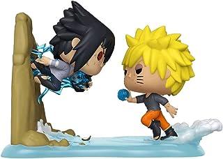 Funko Pop! Naruto Shippuden Naruto Vs Sasuke Exclusivo Anime Momentos