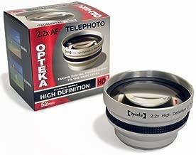 Opteka 2.2X HD2 Telephoto Lens for Fuji FinePix S700 Digital Camera