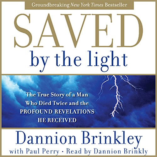 Saved by the Light audiobook cover art