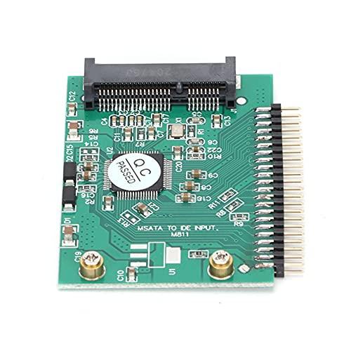 Convertidor IDE De 3,3 V, Disco Duro Adaptador De Disco Duro Mini PCI E SSD De 1,8 Pulgadas Para Para Para DOS