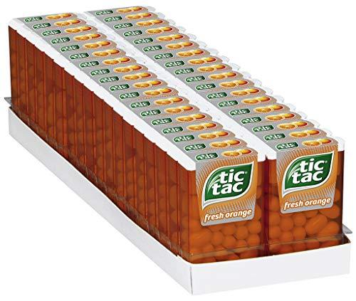 Tic Tac t1 orange 18 gr | 36x | Peso totale 648 gr