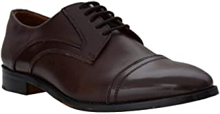 Formal Brown Full Leather Men's Oxford Shoes
