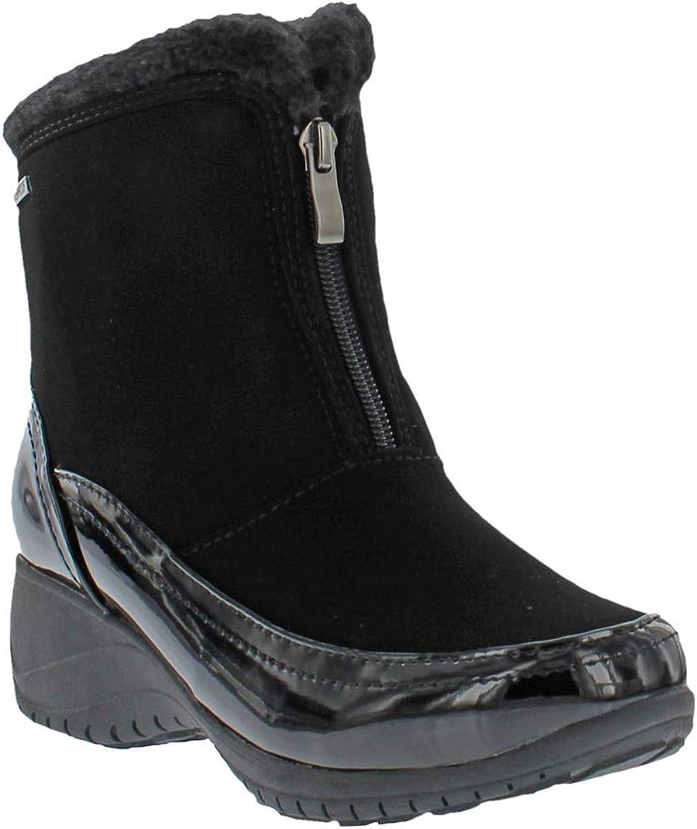 Khombu Alice 3 Boots for Women, Black