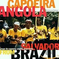 Grupo De Capoeira Angola Pelourinho