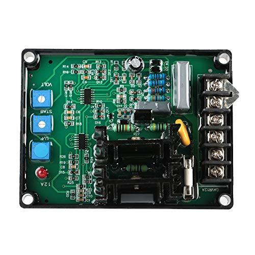 Regulador de voltaje, controlador automático para piezas