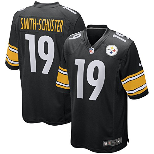 Nike Juju Smith-Shuster Pittsburgh Steelers Youth Jersey (Medium)
