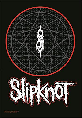 slipknot disasterpieces POSTERFLAGGE