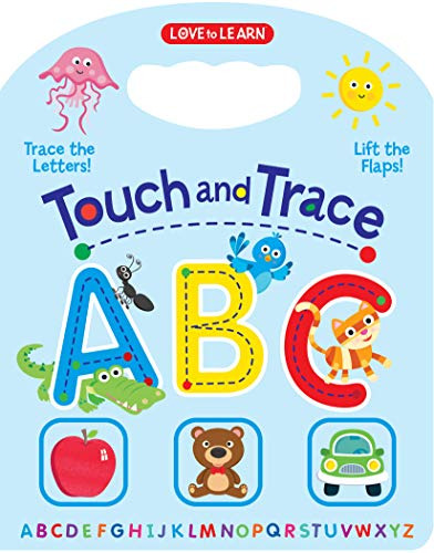 Touch and Trace ABC Board Book