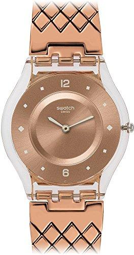 Swatch Quarzuhr Unisex Incantata L 34 mm