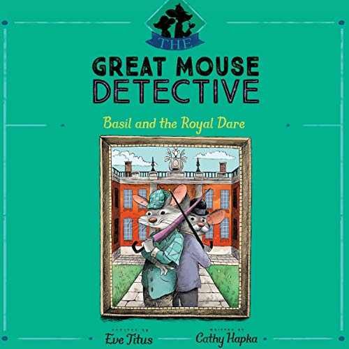 Basil and the Royal Dare cover art