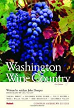 Compass American Guides: Washington Wine Country, 1st Edition (Full-color Travel Guide)
