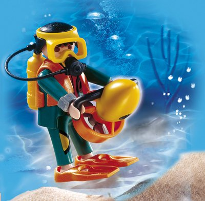 PLAYMOBIL® 4688 - Expeditionstaucher
