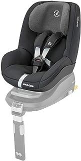 Maxi-Cosi Pearl Kindersitz mit 5 Sitz- und Ruhepositionen, Gruppe 1 Autositz 9-18 kg nutzbar ab 6 Monate bis ca. 4 Jahre, Authentic Black schwarz
