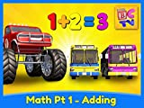 Monster Truck Math Part 1 - Adding