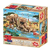 Toy Partner- Juguete, Puzzle (P13546)