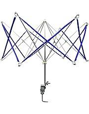 Artibetter Máquina Manual para enrollar Cuerda de Lana con Cuerda