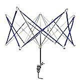 Ultnice Umbrella Swift Yarn Winder per avvolgimento Lines Fiber Yarns...