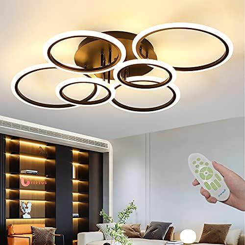 Flower ceiling light