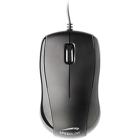 Speedlink Jigg 3 Tasten Maus Computer Zubehör