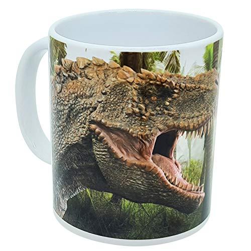 Kalféa - Taza con diseño de dinosaurio T-Rex, Retard