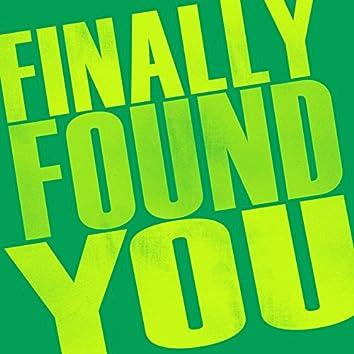 Finally Found You - Single