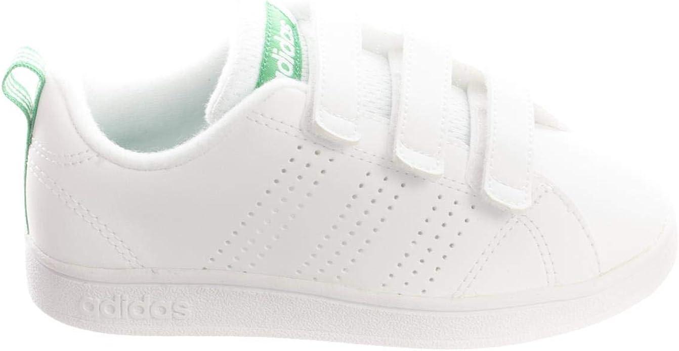 Adidas Vs Advantage Clean Baskets, Mixte Enfant : Amazon.fr ...
