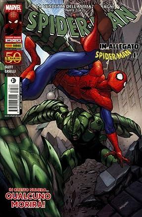 SPIDER-MAN (ex LUOMO RAGNO) N.568 - SPIDER-MAN