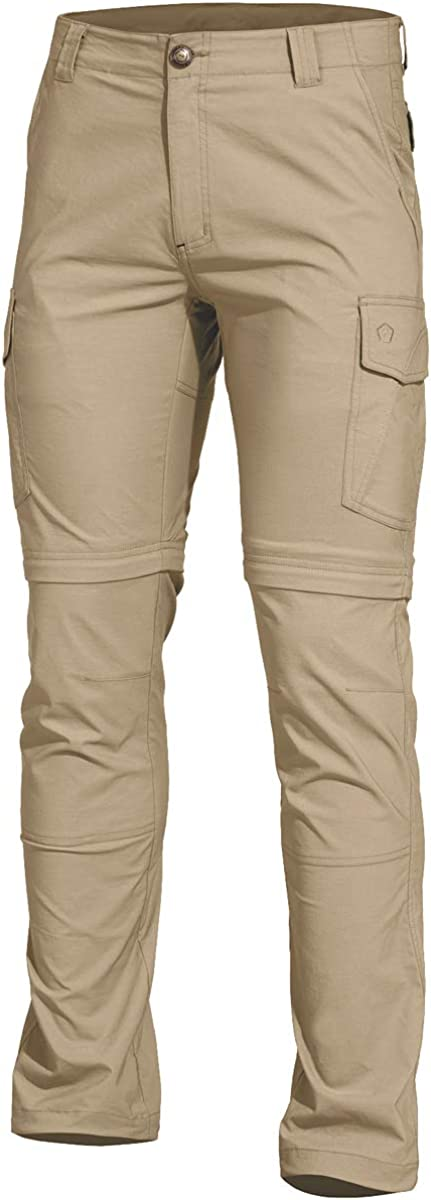 Fashionable Pentagon Men's Gomati Pants Selling and selling Khaki XTR