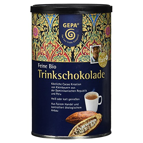 Gepa Bio Feine Trinkschokolade, 250g