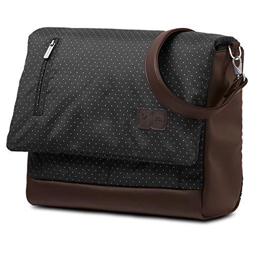 ABC Design Wickeltasche Urban Fashion Edition - Crossbody Bag mit Baby Zubehör – Messenger Bag - großes Hauptfach - breiten Schultergurt - Polyester - Farbe: fox