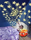 Pillow Pets Disney Finding Dory Nemo Dream Lites Stuffed Animal Night Light