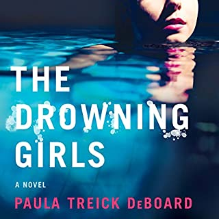 The Drowning Girls audiobook cover art