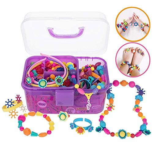 ERLY Pop Beads Creativity Set for Kids review