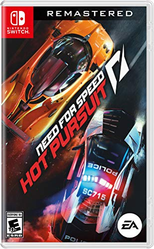 Need for Speed: Hot Pursuit Remastered (Nintendo Switch)  $25 at Amazon