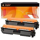 Cartridges Kingdom Pack de 2 Cartuchos de tóner láser compatibles con HP CF294X 94X para HP Laserjet Pro M118dw MFP M148dw M148fdw M149fdw   de Alta Capacidad 2.800 páginas