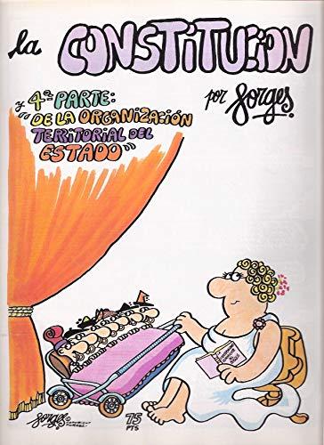 LA CONSTITUCION Y 4º PARTE DE LA ORGANIZACIÓN TERRITORIAL DEL ESTADO
