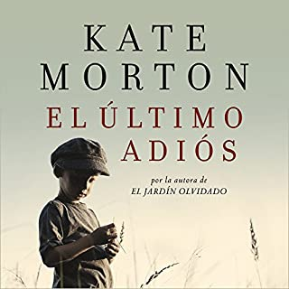 El último adiós [The Last Goodbye] cover art