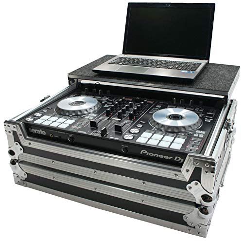 Harmony HCDDJSRLT Flight Glide Laptop Stand Tray DJ Custom Case Pioneer DDJ-SR