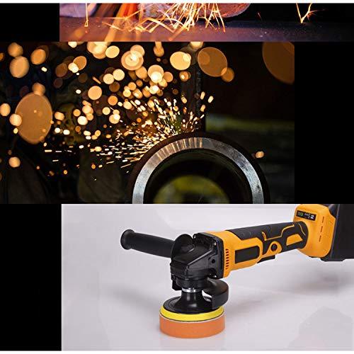Haakse slijper 18V 100Mm accu-haakse slijper elektrische hand Lithium Brushless haakse slijper Kit, 10-15 batterijen A