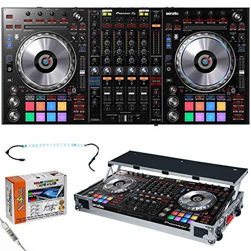 Why Choose Pioneer DDJ-SZ2 Flagship 4-Channel Mixer & Serato DJ Controller w Gator Case