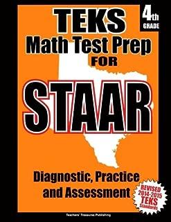 TEKS 4th Grade Math Test Prep for STAAR