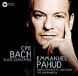 CPE Bach: Flötenkonzerte - mmanuel Pahud